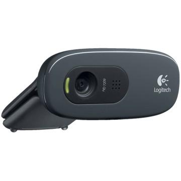 Logitech C270 HD 720p 30fps plug-and-play 3MP
