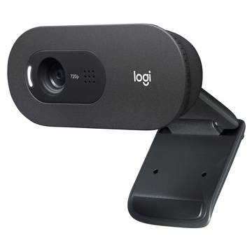 Logitech C505e HD USB Nero