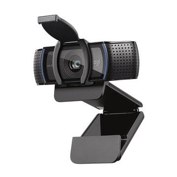 Logitech C920s HD PRO Full HD con microfono Nero