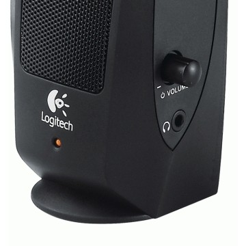 Logitech S120 SYSTEM NERO 3.5MM