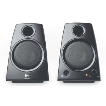 Logitech Speaker Z130 3.5MM Casse Nero