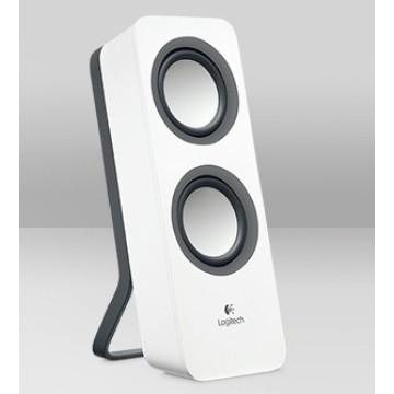 Logitech Speaker Z200 2.0 Bianco Snow White 10W