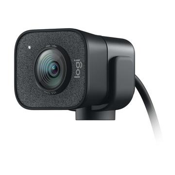 Logitech StreamCam webcam 1920 x 1080 Pixel USB 3.2 Gen 1 (3.1 Gen 1) Nero