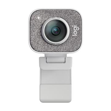 Logitech StreamCam webcam FullHD USB 3.2 Gen 1 Bianco