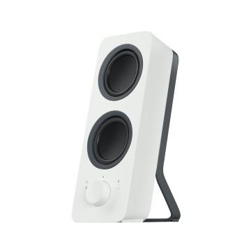 Logitech Z207 Stereo Bluetooth 5W Bianco