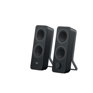 Logitech Z207 Stereo Bluetooth 5W Nero