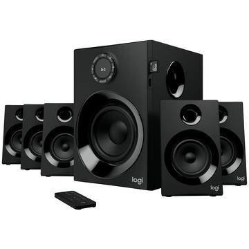 Logitech Z607 set di altoparlanti 5.1 canali 80 W Nero