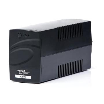 MACHPOWER Mach Power UPS-LIT60P gruppo di continuità (UPS) A linea interattiva 600 VA 290 W 2 presa(e) AC