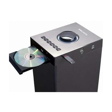 MAJESTIC TS-92R CD BT USB AX 1-via 120 W Con cavo e senza cavo Nero