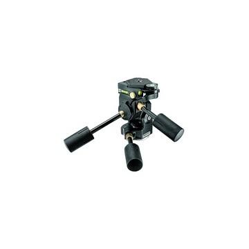 Manfrotto 229 Testa 3D Super con Piastra Rapida
