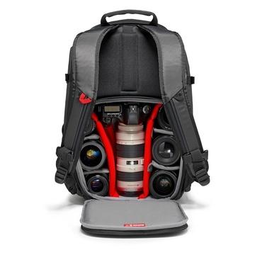 Manfrotto MB MA-BP-BFR custodia per fotocamera Zaino Nero