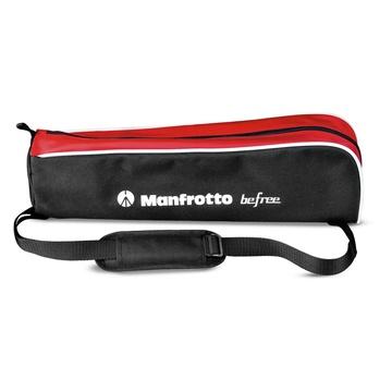 Manfrotto Kit Befree Advanced nero in alluminio con chiusura a leva