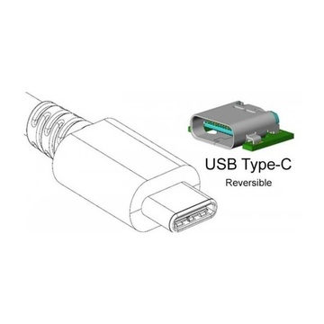 Manhattan Techly Cavo Convertitore Adattatore da USB-C M a Gigabit Ethernet (IADAP USB31-ETGIGA)