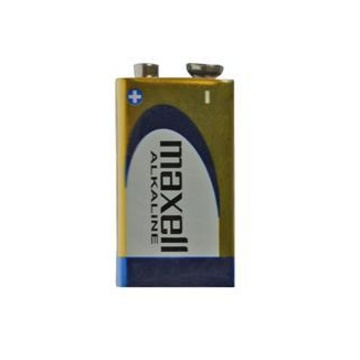 Maxell Alkaline Batteria monouso 9V Alcalino