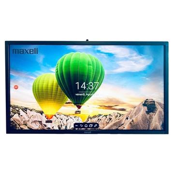 """Maxell MA-7510BK Smart 75"""" LED 4K Ultra HD Touch Nero"""