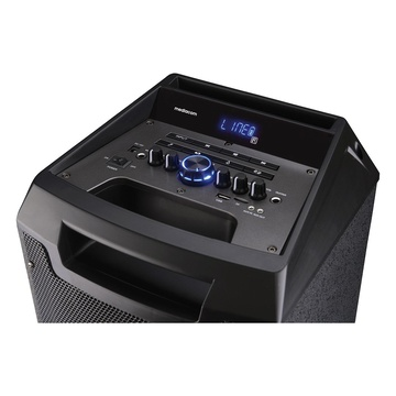MEDIACOM MusicBox X90S 90 W PA Nero