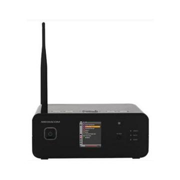 MEDIACOM MyMovieHD V38 lettore multimediale 1920 x 1080 Pixel Wi-Fi Nero