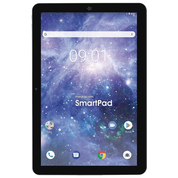 Smartpad 10 eclipse mediatek mt8735 16 gb nero, grigio
