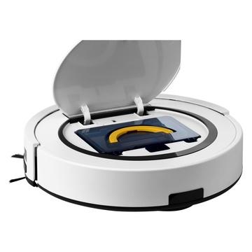 Medion MD 16912 aspirapolvere robot Senza sacchetto Bianco 0,3 L