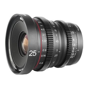 Meike Cine 25mm t/2.2 Micro 4/3