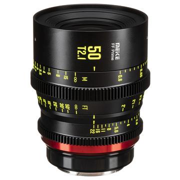 Meike Cine 50mm t/2.1 FF-Prime Canon