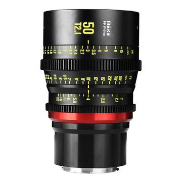 Meike Cine 50mm t/2.1 FF-Prime L-Mount