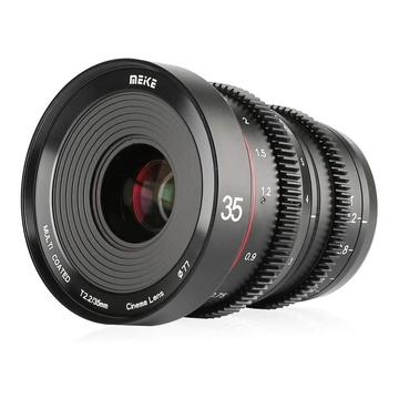 Meike Cine 35mm t/2.2 Micro 4/3