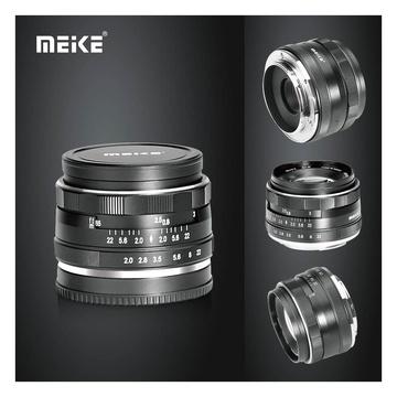 Meike Cine 50mm t/2.2 Fuji X