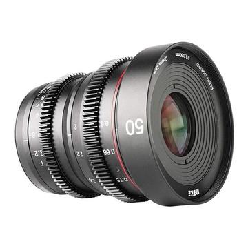 Meike Cine 50mm t/2.2 Sony E-Mount