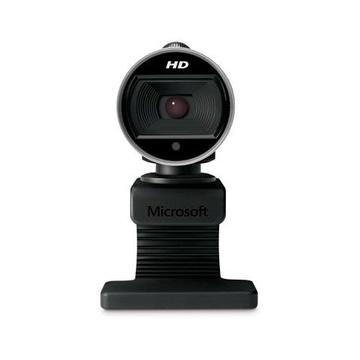 Microsoft LifeCam Cinema webcam 1 MP 1280 x 720 Pixel USB 2.0 Nero con MICROFONO incorportato