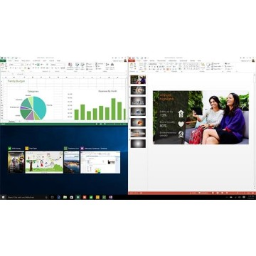 Microsoft Windows 10 Pro OEM DVD Inglese