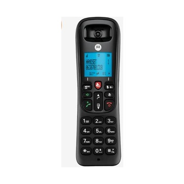 Motorola CD4001 Telefono DECT Nero