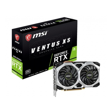 MSI GeForce RTX 2060 Ventus XS 6G OC 6GB GDDR6