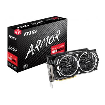 MSI Radeon RX 590 Armor 8GB OC