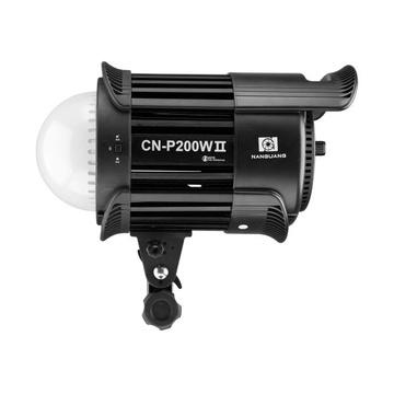 Nanlite CN-P200WII LED Fresnel Light (Without Lens)