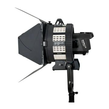 Nanlux FL-35 Lente Fresnel per Evoke 1200