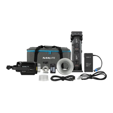 Nanlite Forza 300B Bicolor LED Monolight