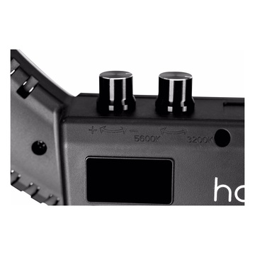 Nanlite HALO16 Ring LED Venus V29C Kit Nero + Borsa