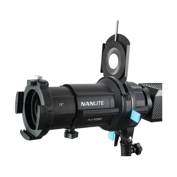 Nanlite Proiettore per Forza 60/60B con Lente 19°