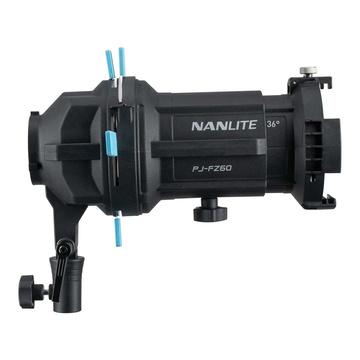 Nanlite Supporto proiettore per Forza 60/60B con Lente 36°