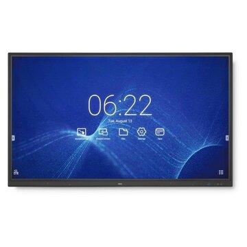 "Nec MultiSync CB651Q-2 65"" LED 4K Ultra HD Touch Nero"