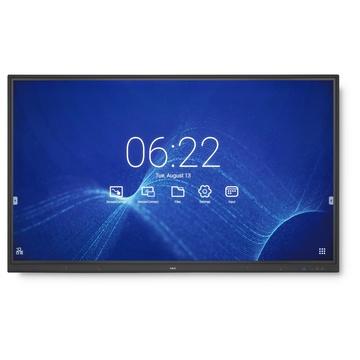 "Nec MultiSync CB751Q 75"" 4K Ultra HD Touch LED Nero"