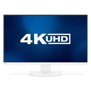"Nec MultiSync EA271U 27"" 4K Ultra HD LED Bianco"