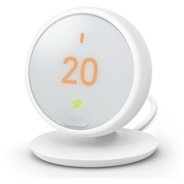 Nest Thermostat E termostato WLAN Bianco