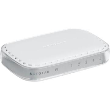 Netgear 5 porte 10 100 1000 MBPS Platinum