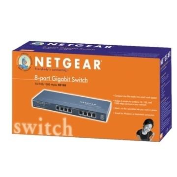 Netgear GS 108 GE