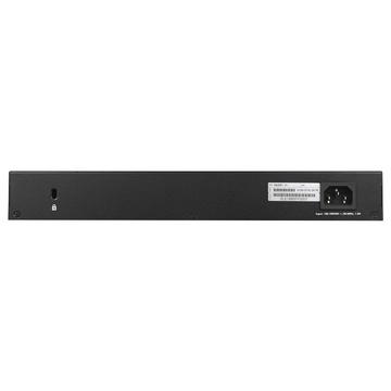 Netgear GS324T Gestito Gigabit Ethernet Nero
