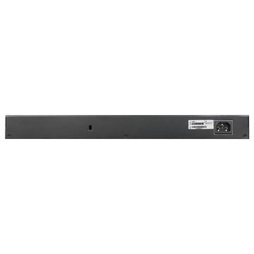 GS348T Gestito Gigabit Ethernet (10/100/1000) Nero
