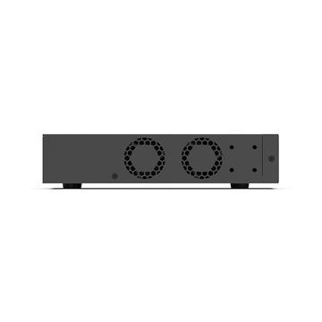 Netgear GS516PP Non gestito Gigabit PoE Blu, Grigio