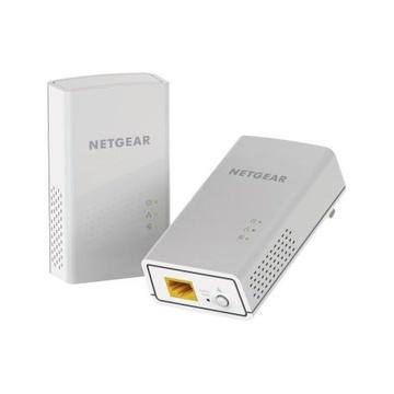 Netgear PL1000-100PES adattatore di rete powerline 1000 Mbit/s LAN Bianco 2 pezzo(i)